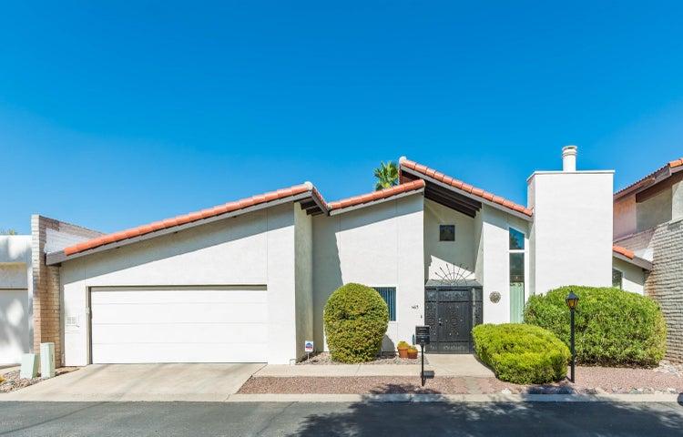 1405 N Vía Ronda Oeste, Tucson, AZ 85715