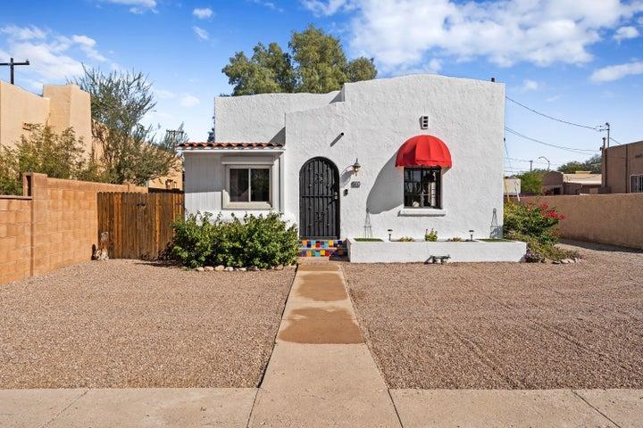 122 N Martin Avenue, Tucson, AZ 85719