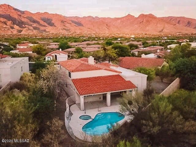 5621 N Placita Paisaje, Tucson, AZ 85750