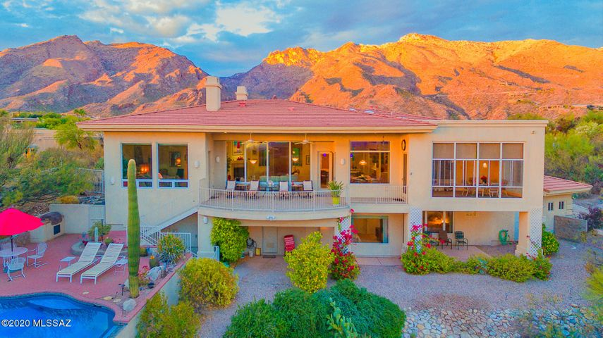 6400 N Lazulite Place, Tucson, AZ 85750