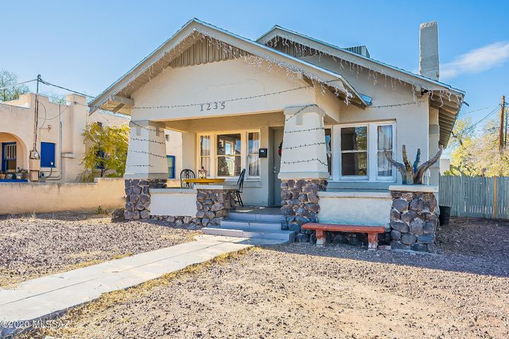 1235 N Euclid Avenue, Tucson, AZ 85719