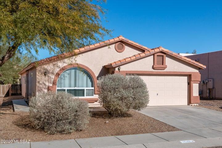 3548 W Camino De Urania, Tucson, AZ 85741