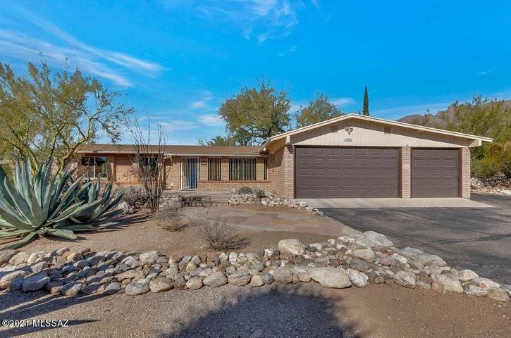 6721 N Quartzite Canyon Place, Tucson, AZ 85718