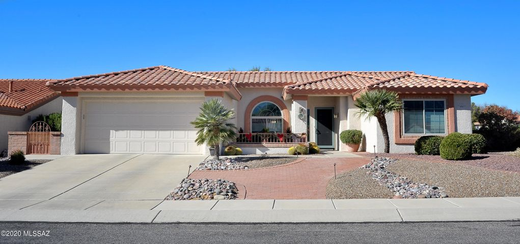 14541 N Rock Springs Lane, Oro Valley, AZ 85755