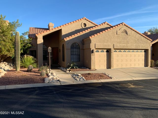 5880 N Golden Eagle Drive, Tucson, AZ 85750