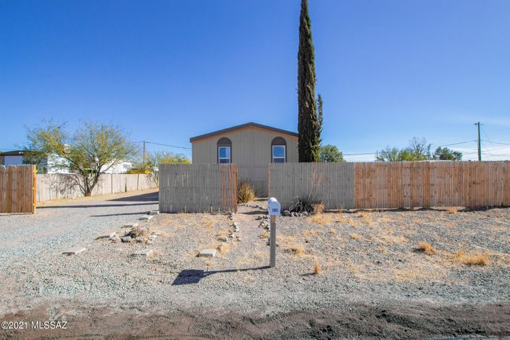 5955 S Arrow Road, Tucson, AZ 85757