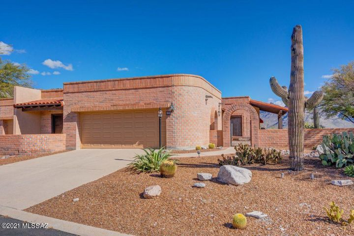 5458 N Vía Sempreverde, Tucson, AZ 85750