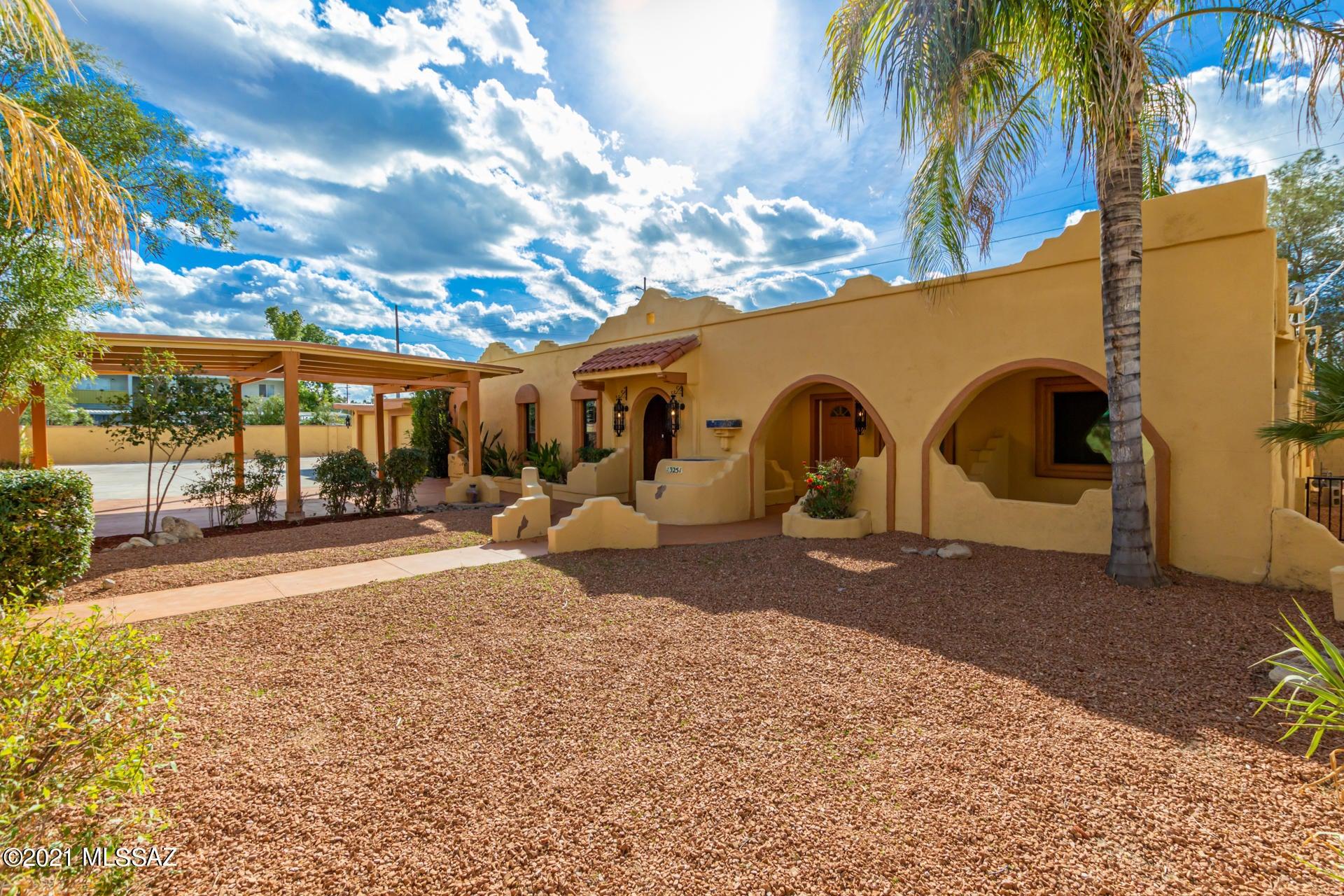 3251 N Cardi Boulevard, Tucson, AZ 85716