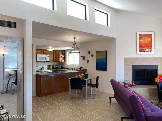 Open floor plan, plenty of natural light.