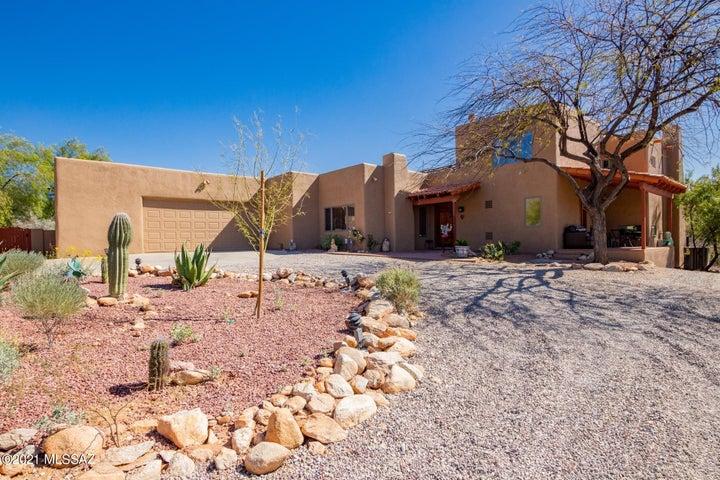 1510 E Chula Vista Road, Tucson, AZ 85718