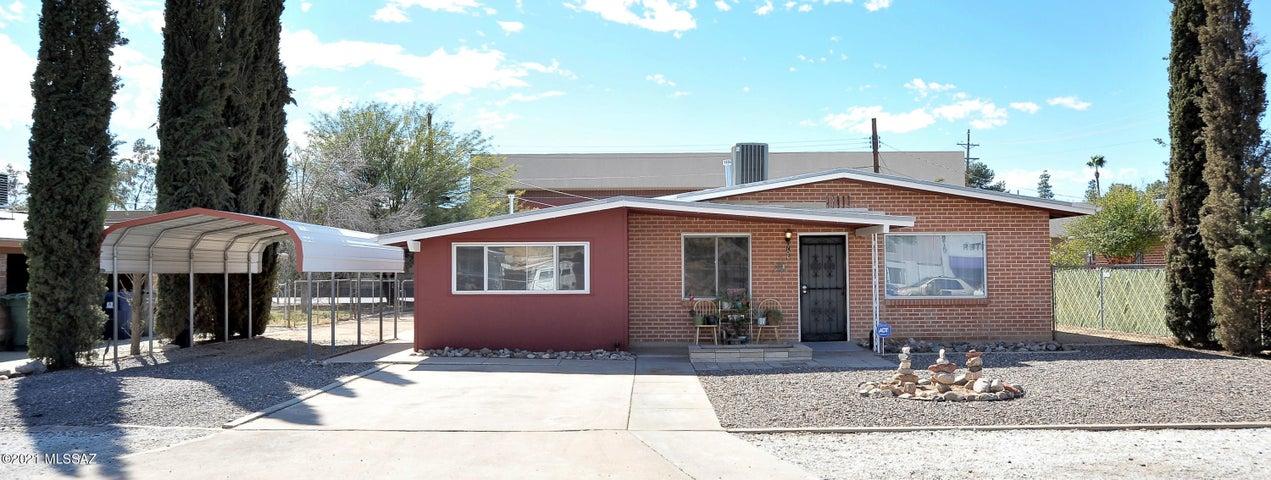 706 E Joan Place, Tucson, AZ 85719