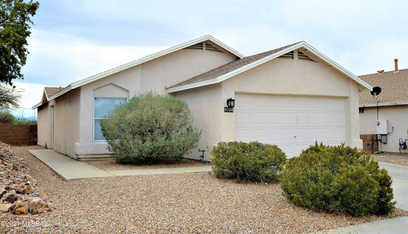 9598 E Vendela Street, Tucson, AZ 85748