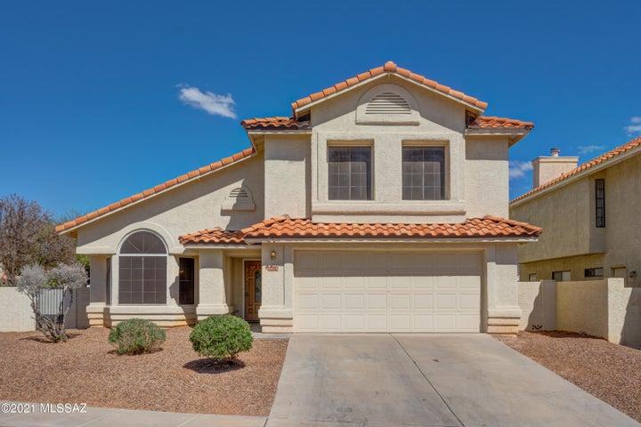 2410 N Sun Lake Place, Tucson, AZ 85749