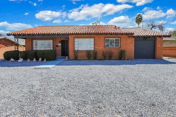 1724 N Campbell Avenue, Tucson, AZ 85719