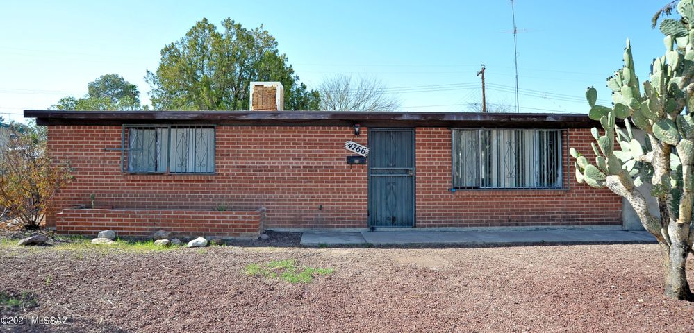 4766 E Andrew Street, Tucson, AZ 85711