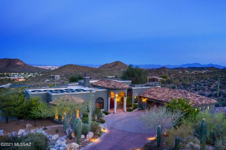 3595 W Starr Pass Estates Court, Tucson, AZ 85745
