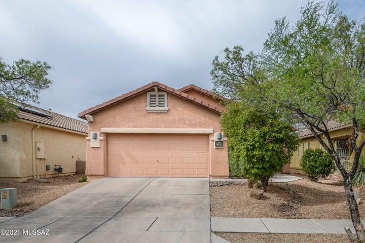 10345 E Valley Quail Drive, Tucson, AZ 85747