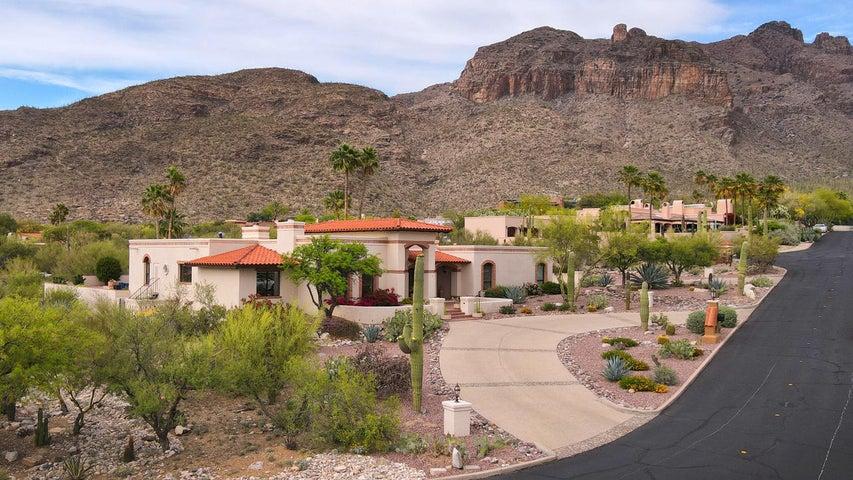 3161 E Crest Shadows Drive, Tucson, AZ 85718