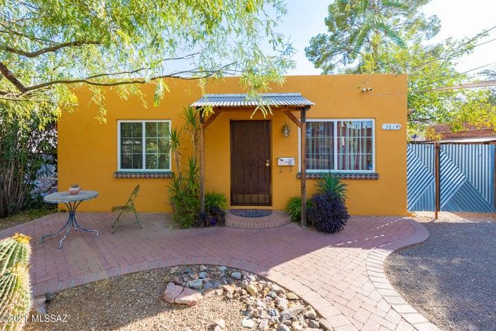 3814 E Fairmount Street, Tucson, AZ 85716
