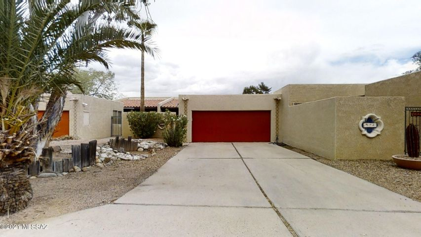 5319 E Beverly Fair Drive, Tucson, AZ 85712