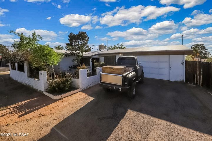 1601 N Rosemont Boulevard, Tucson, AZ 85712