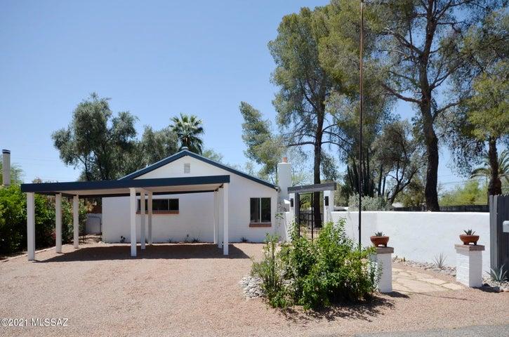 4306 E Whittier Place, Tucson, AZ 85711