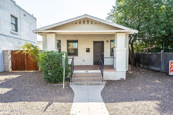 436 N Euclid Avenue, Tucson, AZ 85719