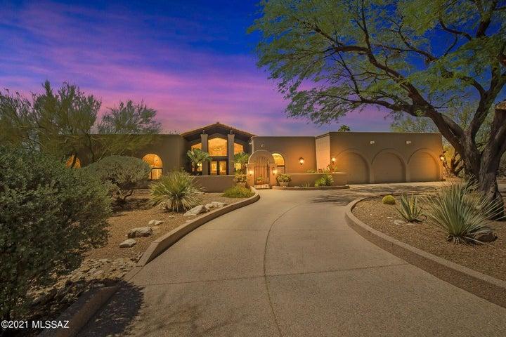 4120 E Camino Montecillo, Tucson, AZ 85718