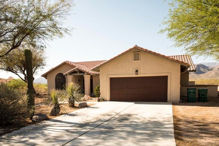 9485 E Harrison Park Drive, Tucson, AZ 85749