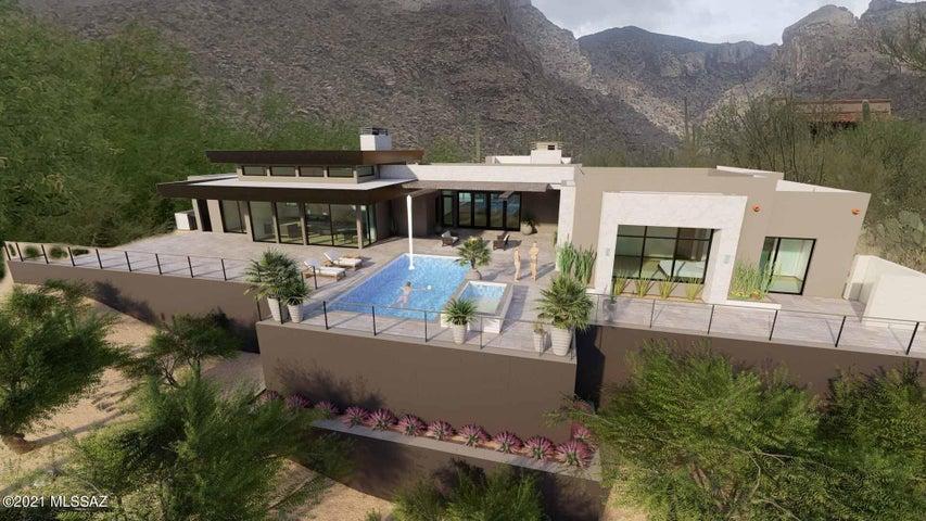 7340 N Finger Rock Place, Tucson, AZ 85718