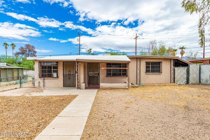 1019 E Silver Street, Tucson, AZ 85719