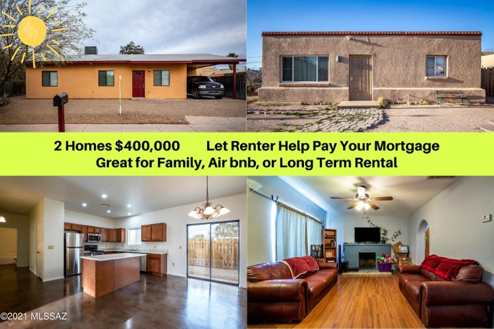 706 N Cherokee Avenue, Tucson, AZ 85745