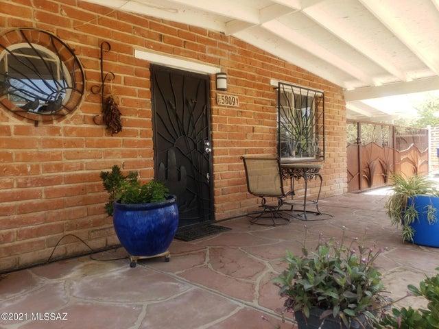 5809 E Helen Street, Tucson, AZ 85712
