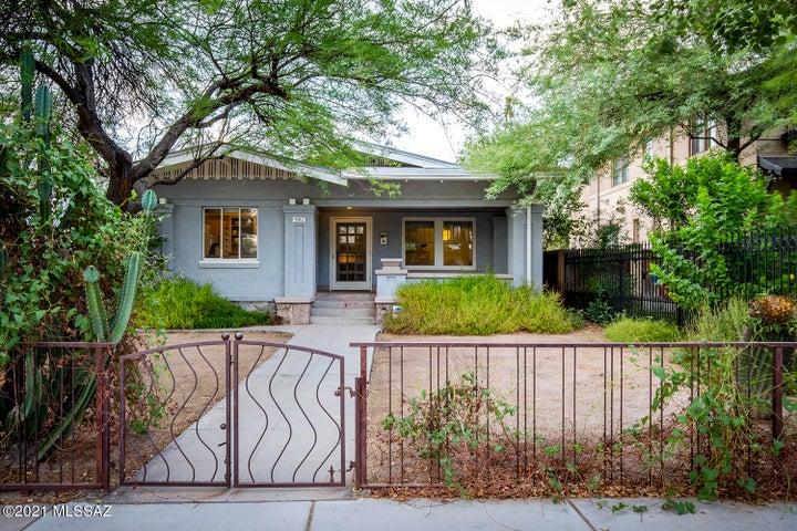 541 E University Boulevard, Tucson, AZ 85705
