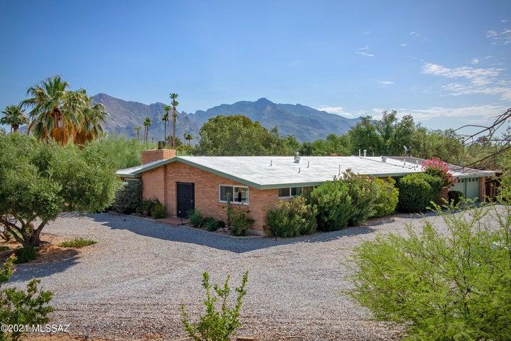 7101 N Pampa Place, Tucson, AZ 85704
