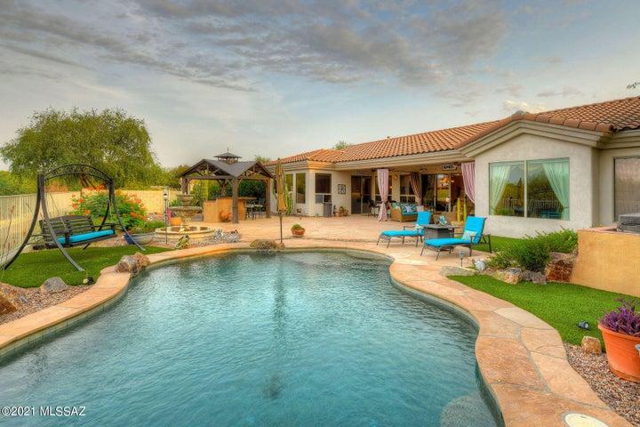 9628 E Waters Edge Place, Tucson, AZ 85749