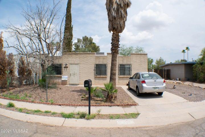 3521 S Fairbanks Avenue, Tucson, AZ 85730