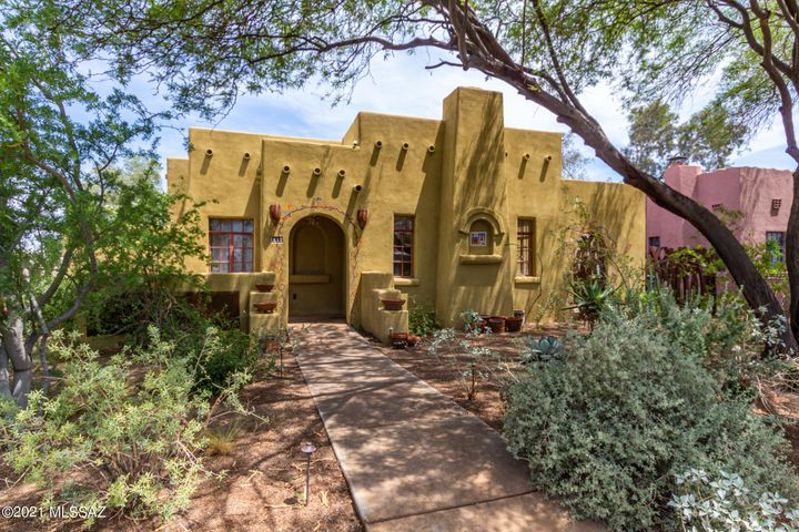 1817 E 10th Street, Tucson, AZ 85719