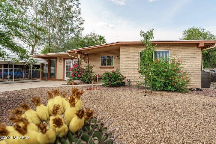 2943 E Beverly Drive, Tucson, AZ 85716