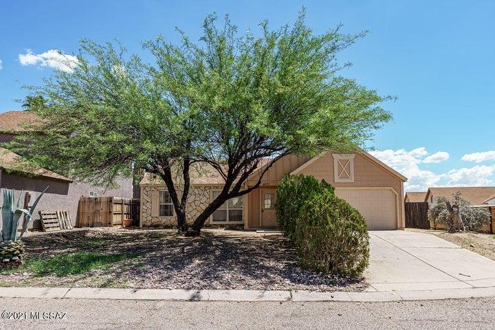 4071 W Braemore Street, Tucson, AZ 85742
