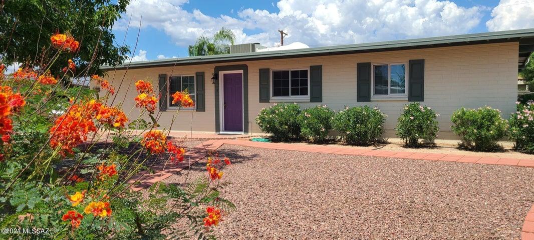 6509 E Colgate Drive, Tucson, AZ 85710