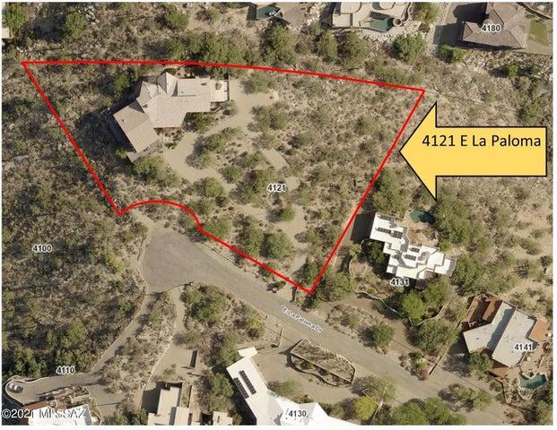 4121 E La Paloma Drive, Tucson, AZ 85718