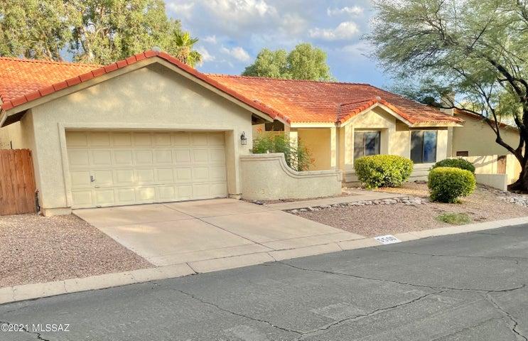 5500 N Via Umbrosa, Tucson, AZ 85750