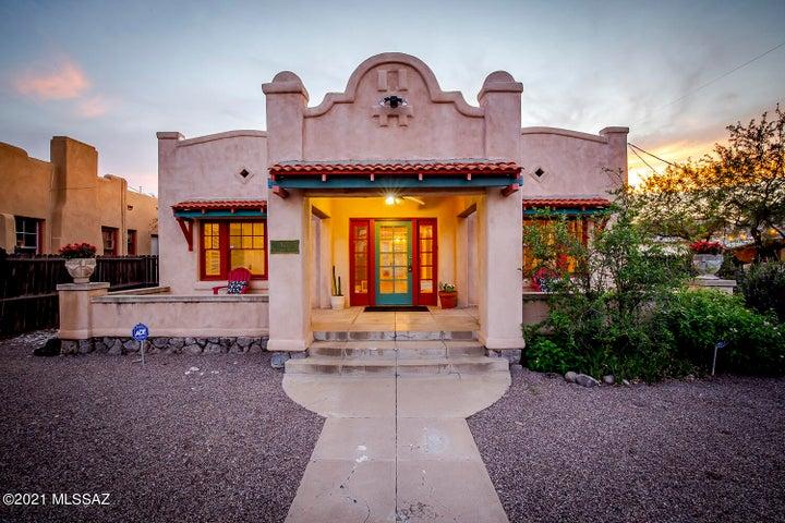 927 N 2nd Avenue, Tucson, AZ 85705