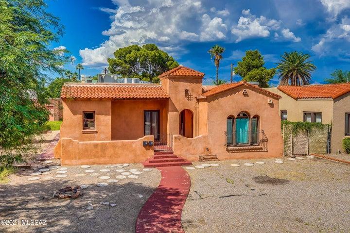 1911 E Hawthorne Street, Tucson, AZ 85719