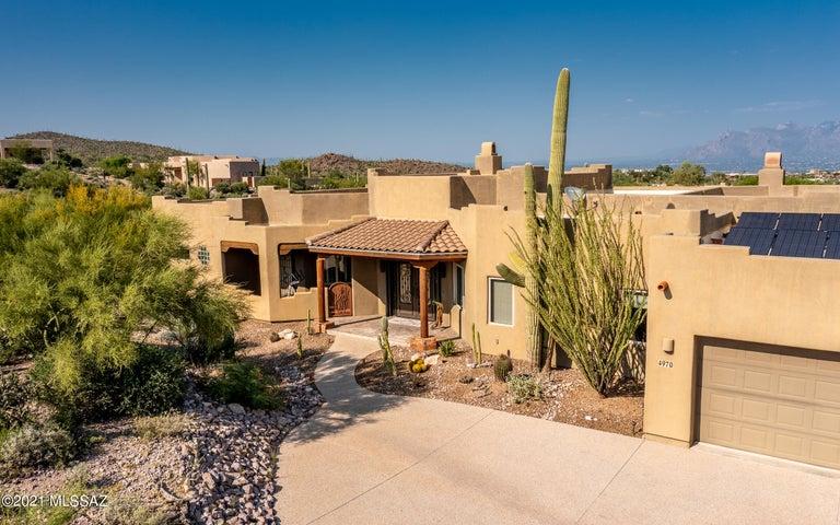 4970 W Saguaro Cliffs Drive, Tucson, AZ 85745