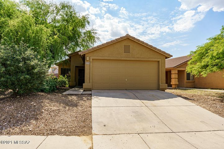 6862 S Creek Run Avenue, Tucson, AZ 85756