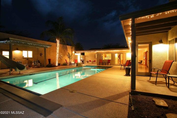 Resort-like amenities