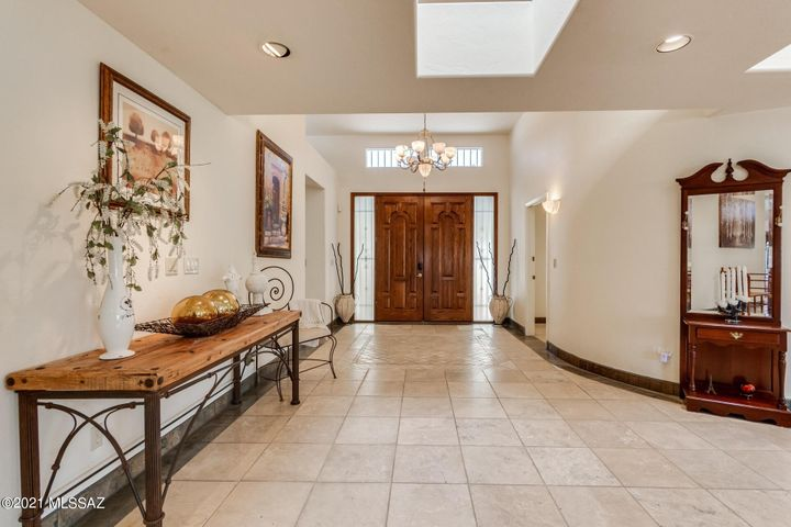 Welcome home. Front entry