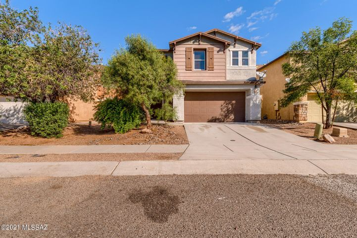 2754 W Leafwing Drive, Tucson, AZ 85741
